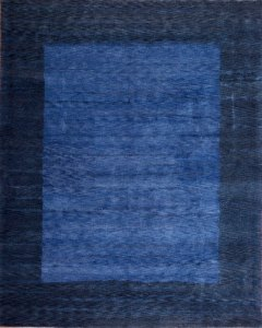Glacier Blue area rug