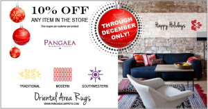 Coupon Area Rugs December