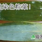 染色粽葉?這樣的粽子您敢吃嗎?