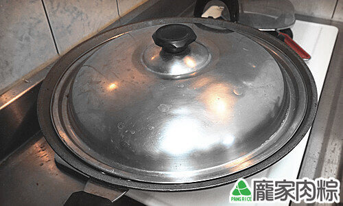 龐家肉粽用高級豬板油自製乾淨衛生的豬油教學