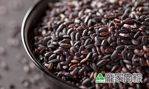 紫米與黑米的不同