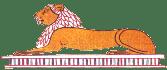 recumbant lion