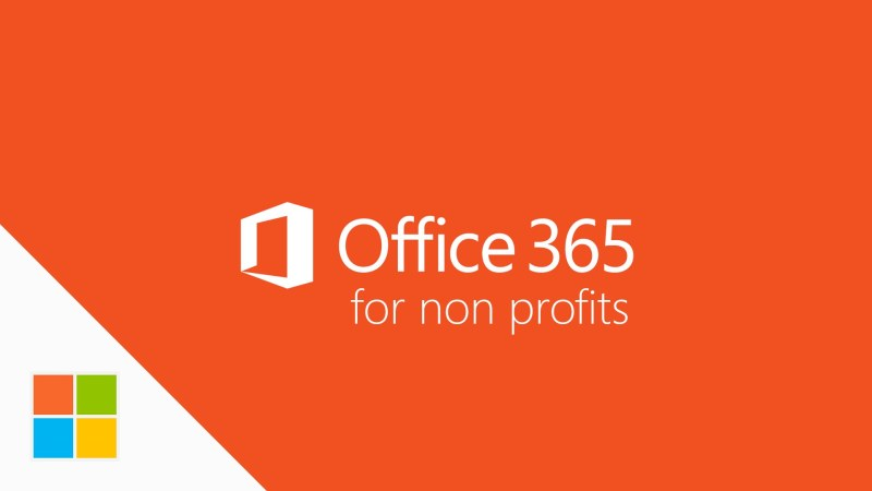 Office 365 for Nonprofits