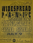 Widespread Panic - 07/09/1998 - Wantagh, NY