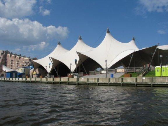 Pier Six Pavilion Panicstream