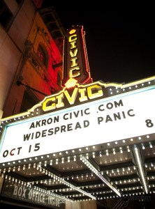 Widespread Panic - 10/15/2011 - Akron, OH