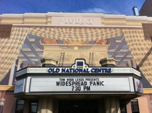 Widespread Panic - 10/11/2011 - Indianapolis, IN