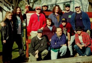 Widespread Panic - 03/21/1995 - Crawfordsville, IN