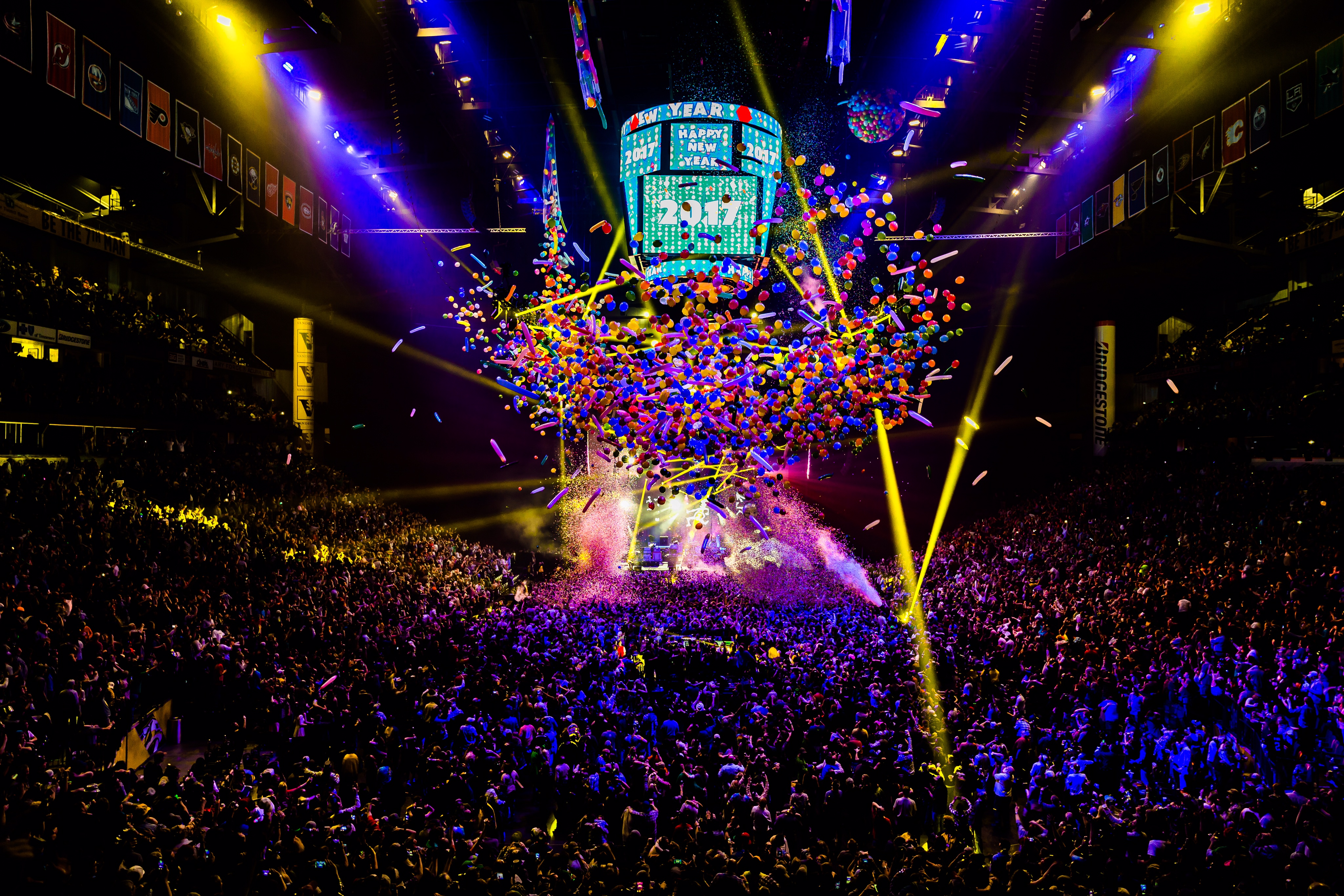 Widespread Panic Tour New Years