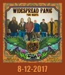 Widespread Panic - 08/12/2017 - Scranton, PA