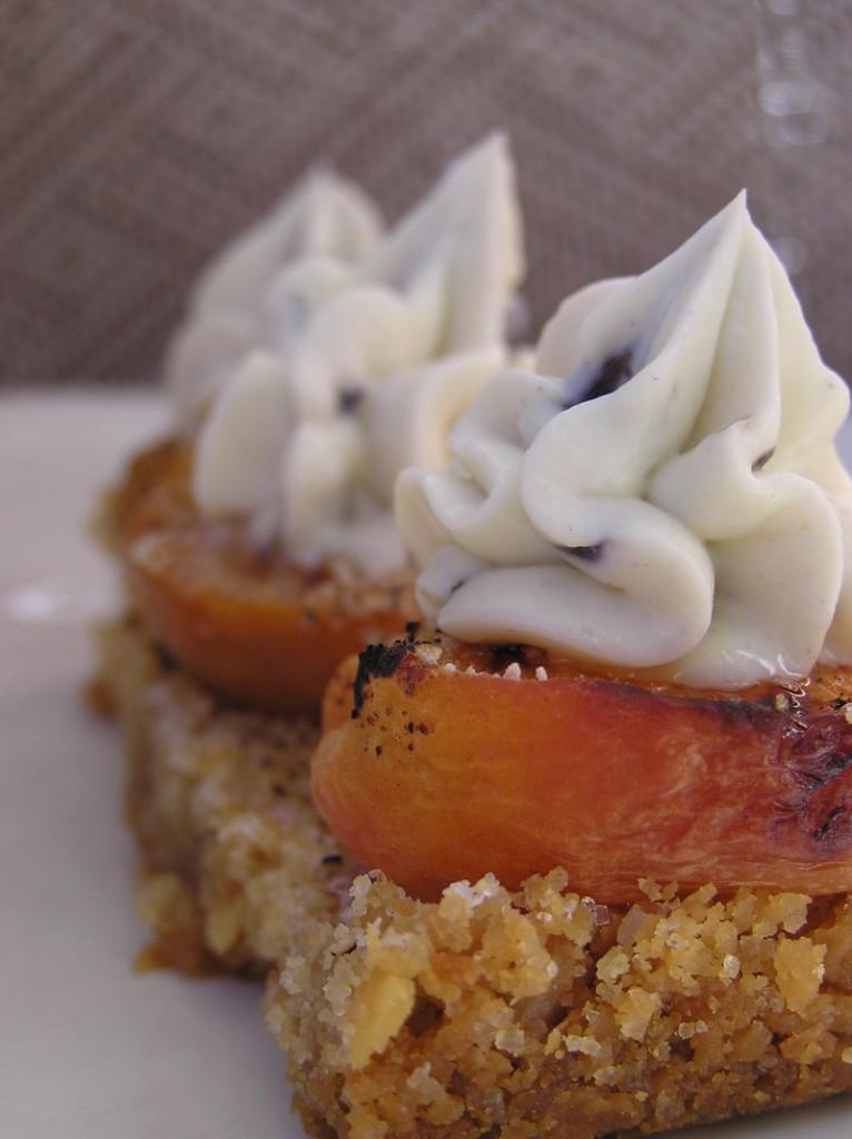Tarte abricot lavande 1