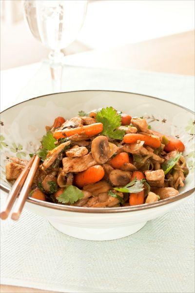 Sauté d eporc carottes champignons 2