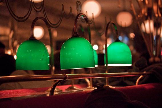 Carbonara de poireaux, un dîner chez Thoumieux, côté Brasserie 3 Un décor chaleureux et très esprit brasserie, revisité