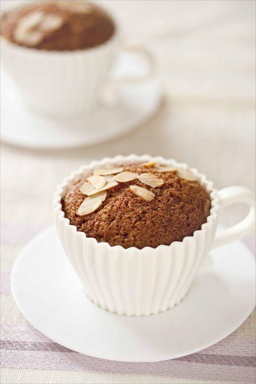 Muffins aux pépites de chocolat 1