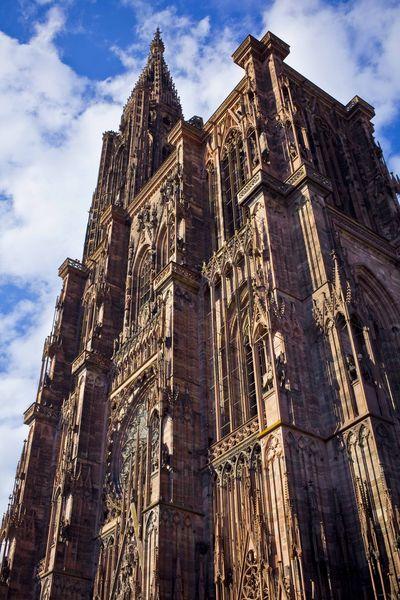 La Cathédrale de Stasbourg