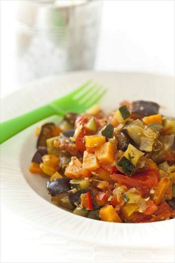 Une base l gumes trois recettes premi re la recette de - Comment cuire la polenta ...