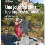 Beaux jours sur les Pas de Van Gogh avec le Train des Impressionnistes!