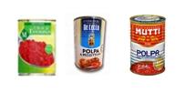 Pulpes de tomates Monoprix, De Cecco et Mutti
