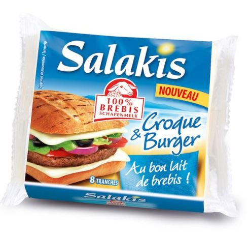 Croque & Burger Salakis