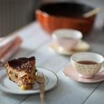 Le lundi,c 'est permis de mettre les gâteaux en cocotte: Gâteau ananas noix de coco cuit en cocotte