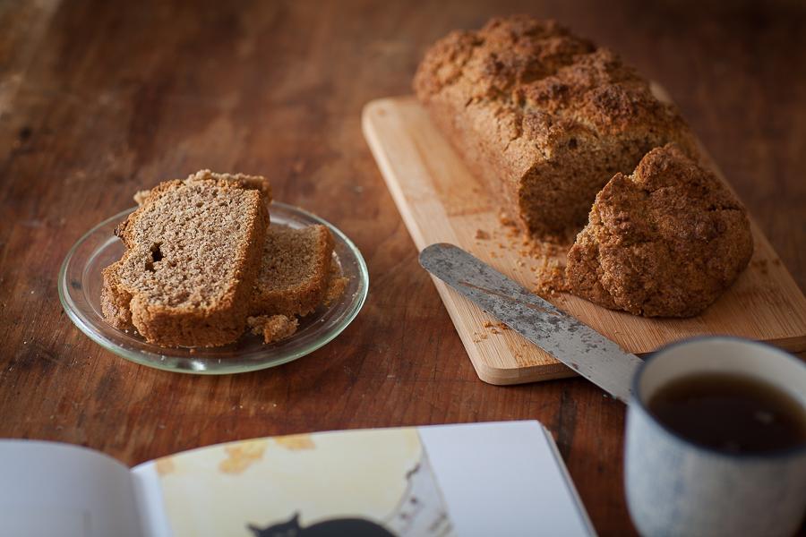 Cake d'orge mondé sans sucre©AnneDemayReverdy03