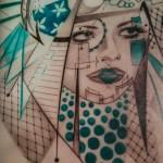 Démesurément Tattoo avec Bavaria 8.6 et le Mondial du Tatouage