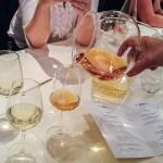 Sélestat: excellent dîner au Restaurant de La Vieille Tour, Rieslings et accords mets vins