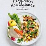 L'Almanach des Légumes de Exki, épeautre, courgettes et tomate, une recette du livre