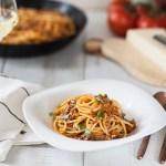 Les Spaghetti à la Bolognaise, la vraie recette (spaghetti alla bolognese)