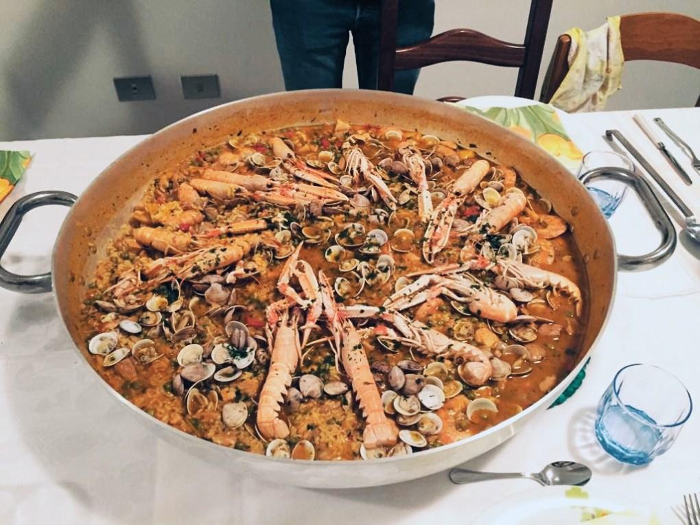 paella - panificio fabbri
