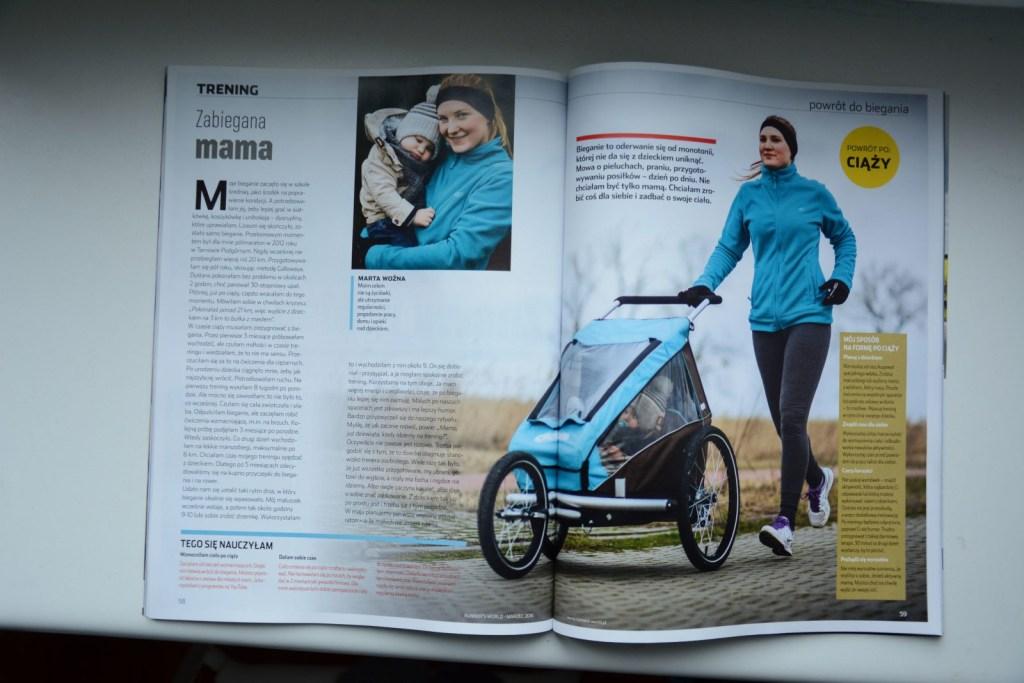 wywiad w runner's world marta woźna