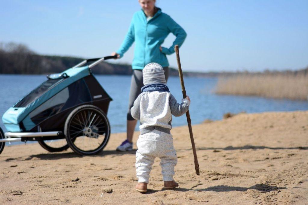 bieganie z dzieckiem - praktyczne wskazówki
