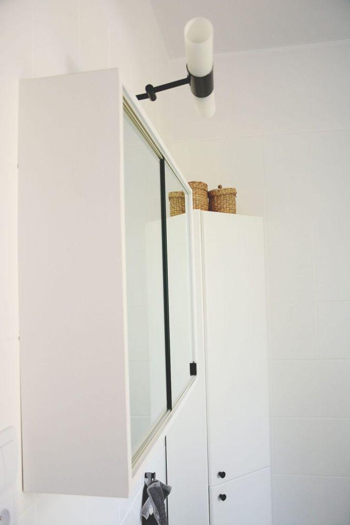 malowanie płytek kafli farba v33 metamorfoza remont łazienki