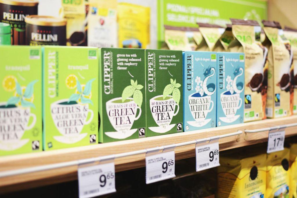 Zdrowa Półka Carrefour Posnania