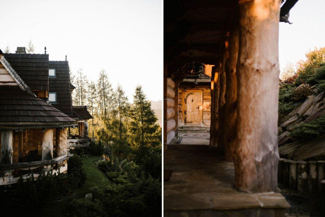 Osada Kościelisko Tatry
