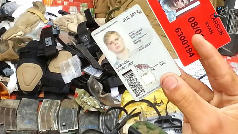 Identitas Tentara AS yang kabur