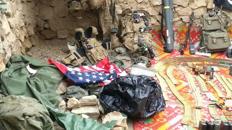 senjata AS disita IS