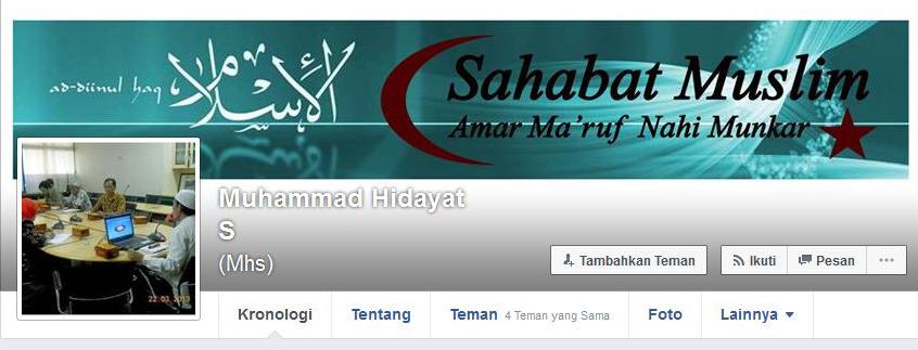facebook-m-hidayat-s