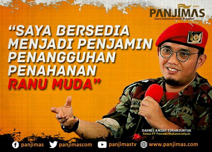 Inilah Alasan Ketua PP Pemuda Muhammadiyah Jamin ...
