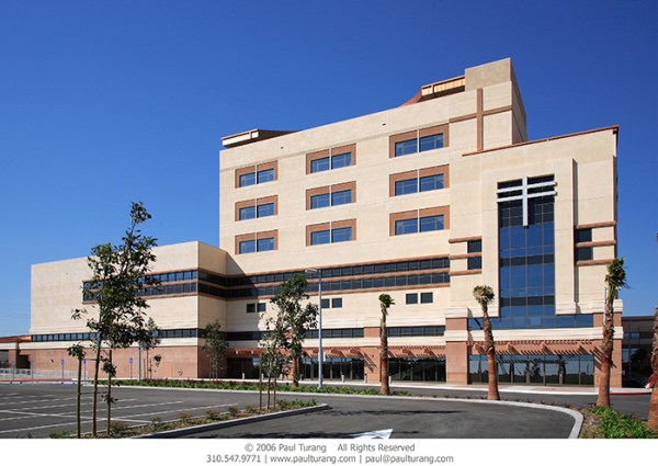 White Memorial Medical Center Specialty Care Tower