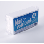 Nanosvampen är en räddande ängel när det skiter sig