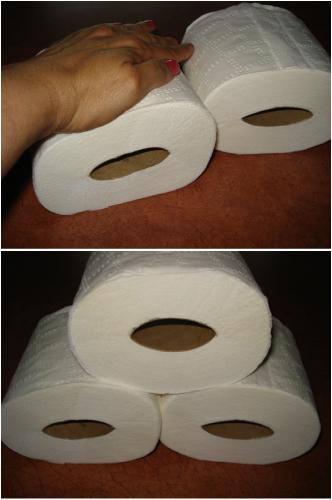 spara wc-papper
