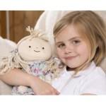 Varma dockor till barn som har svårt att sova