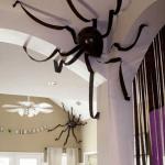 Smart Halloween väggutsmyckning