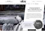 Erbjudande på Ellos, 50% rabatt på dyraste varan för ny kund!