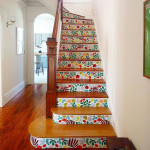 Hemtrevlig trappa
