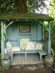 trädgårdsmöbel krypin