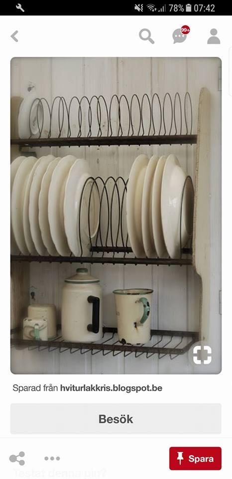 diskskåp diskhylla torkskåp