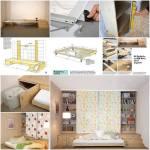 Compact living i sovrummet