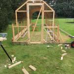 Bygga ett Tunnelväxthus av Sofie Persson